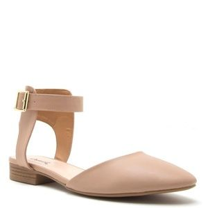 Shoes - Toffe Ankle Wrap Flats
